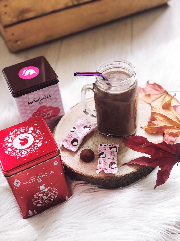 chocolat chaud monbana