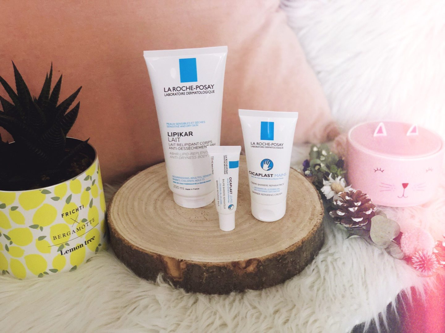 Ma routine cocooning d'hiver La Roche Posay Le So Girly Blog