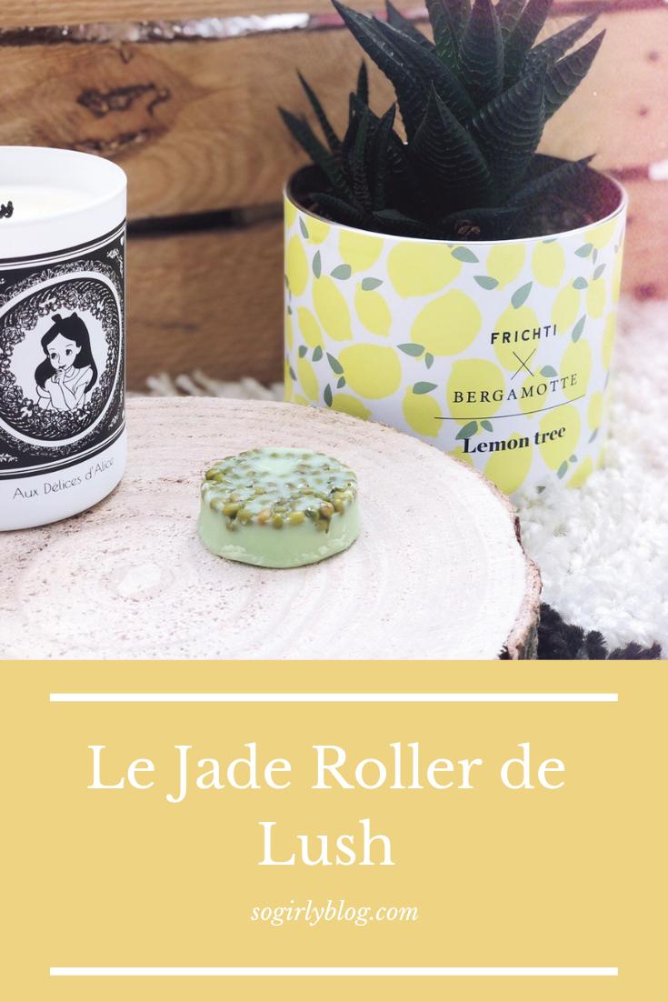 Le Jade Roller de Lush