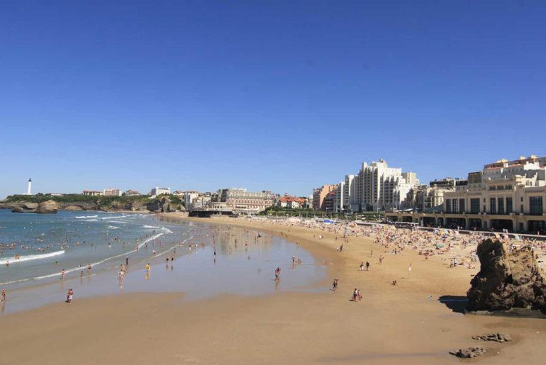 destination biarritz villes du sud ouest
