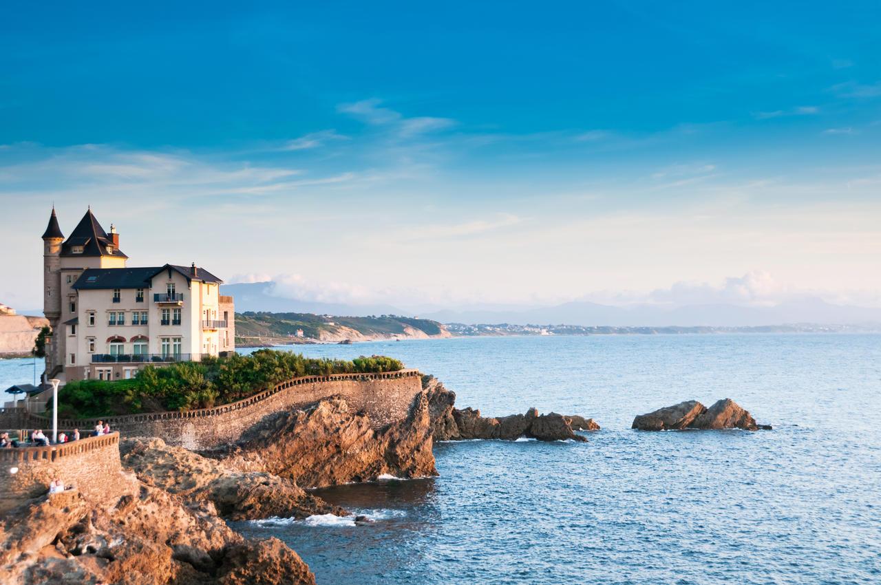 biarritz cote atlantique