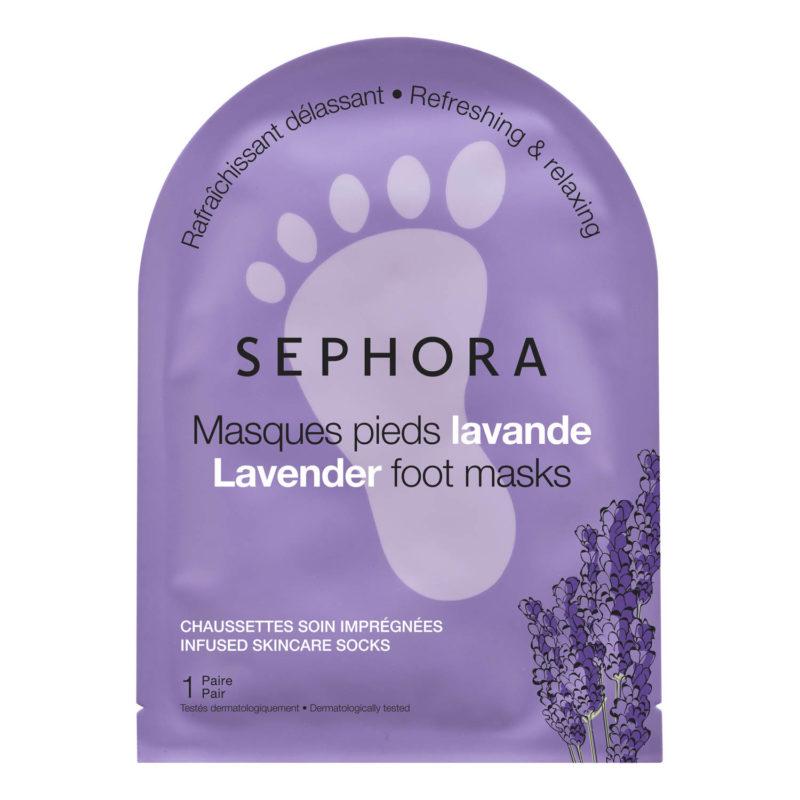 masque pieds sephora