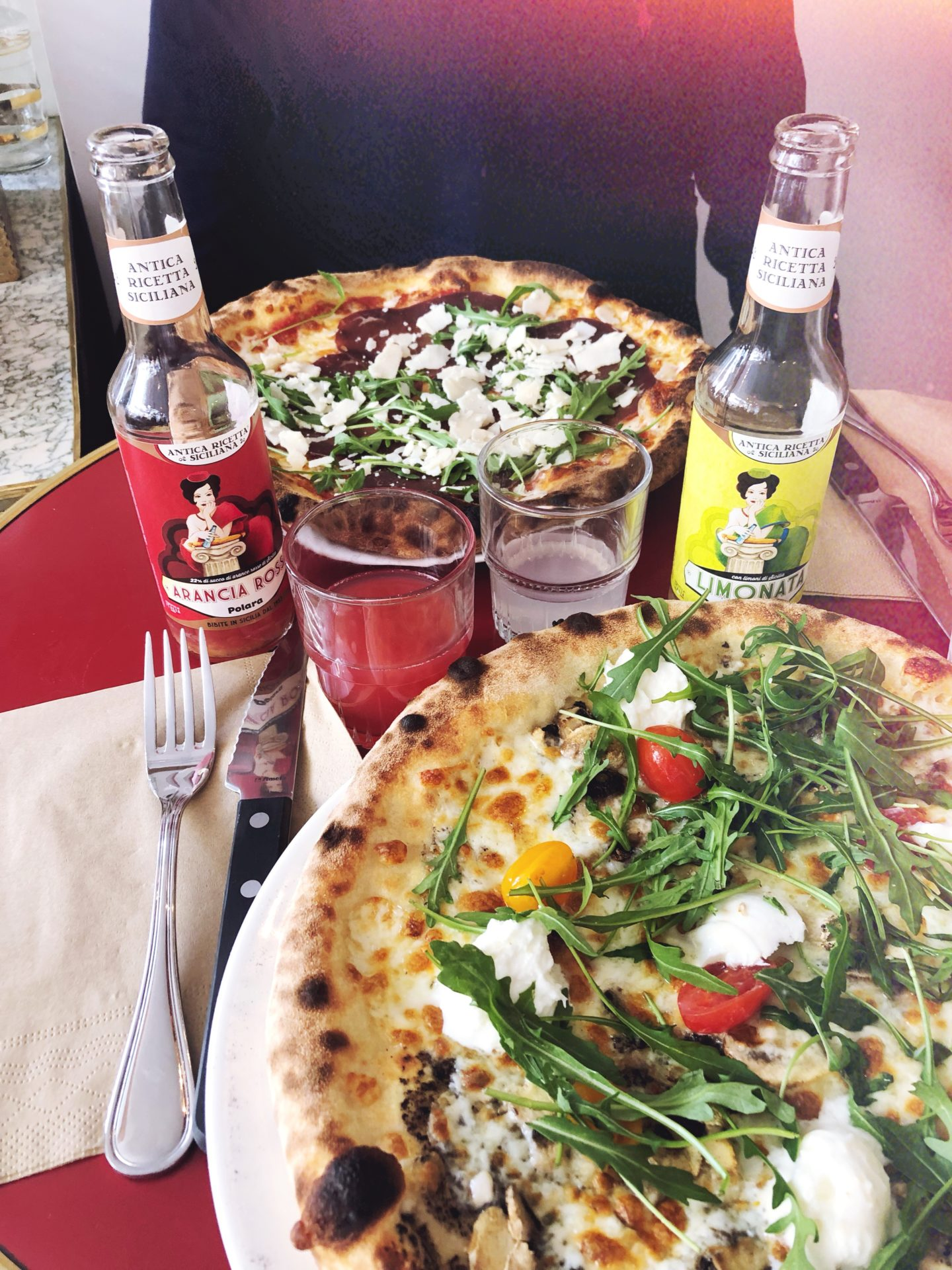 la cerise sur la pizza paris