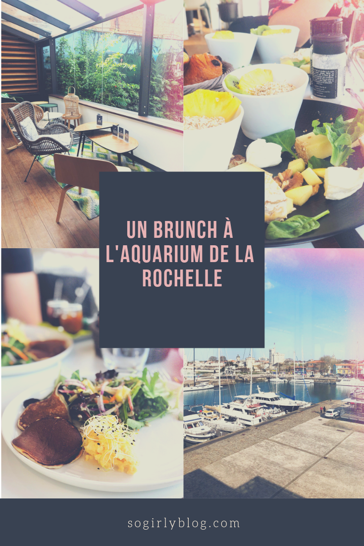 brunch aquarium la rochelle