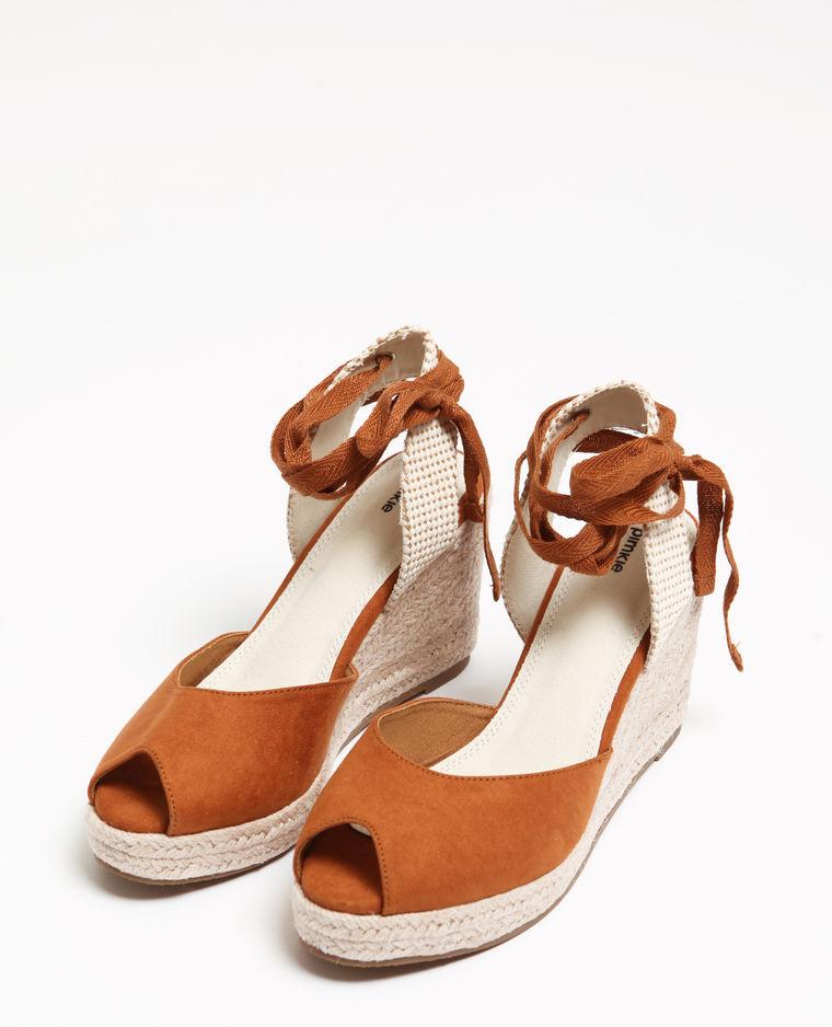 sandales compensées été 2019