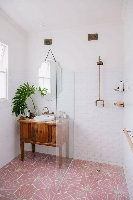 décoration minimaliste salle de bains