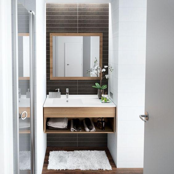 décorer sa salle de bains location