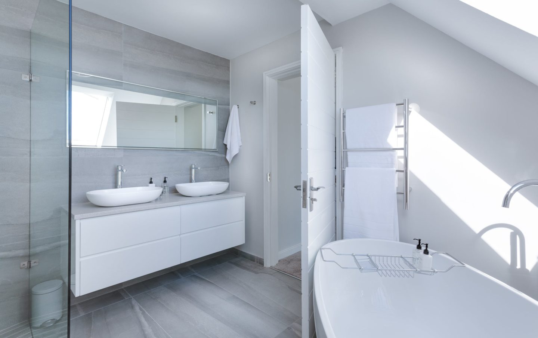 décorer salle de bains locataire