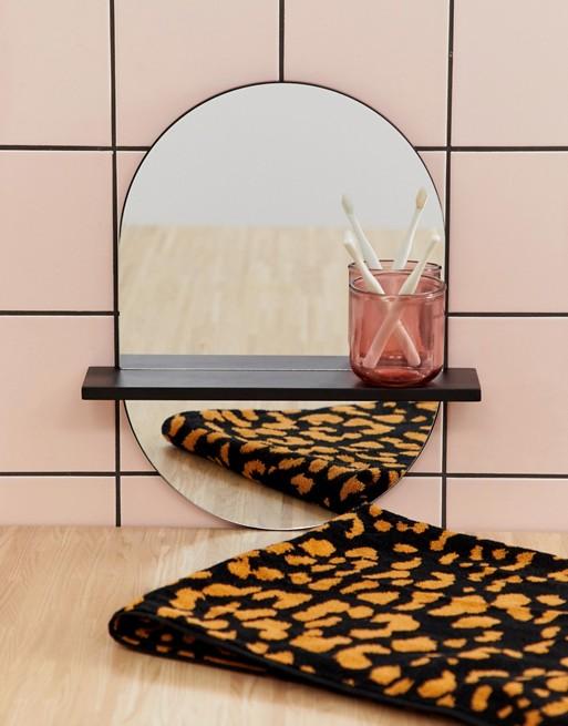 miroir salle de bains location