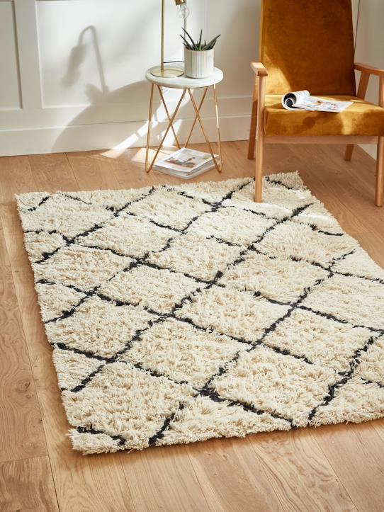 tapis berbère en laine déco boho cyrillus