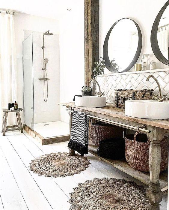 tapis salle de bains location