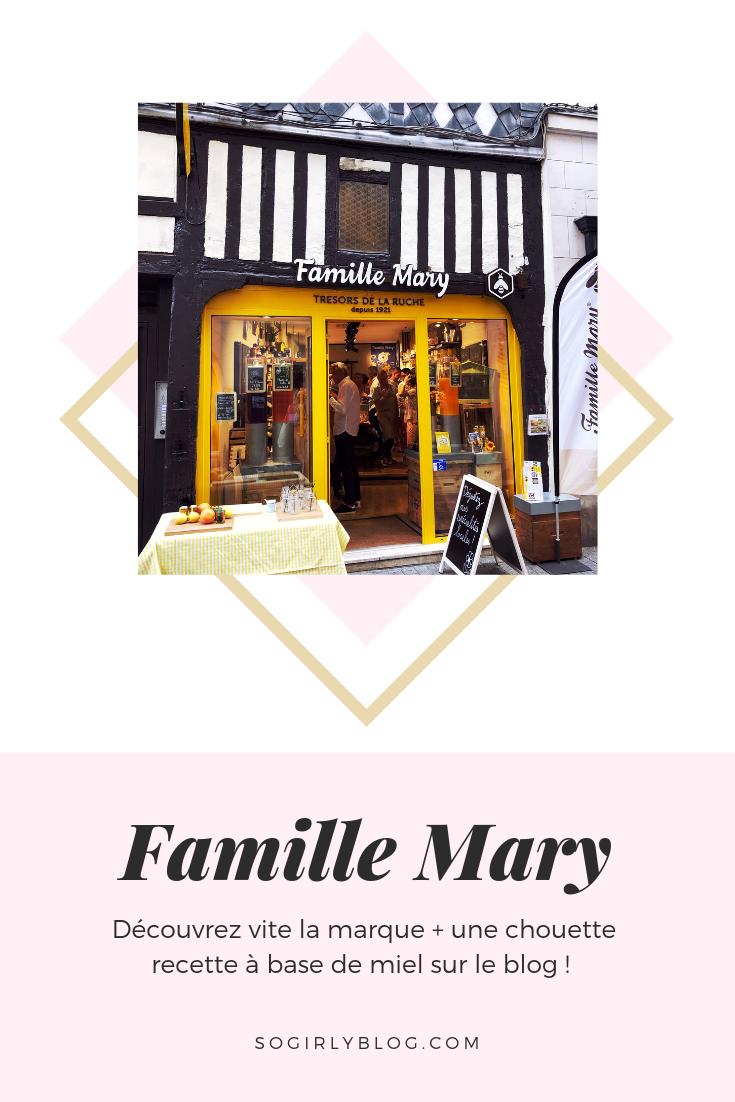 FAMILLE MARY LA ROCHELLE