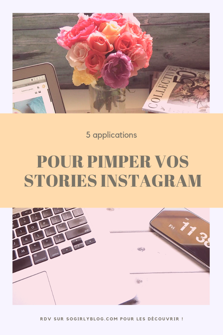 applications stories instagram