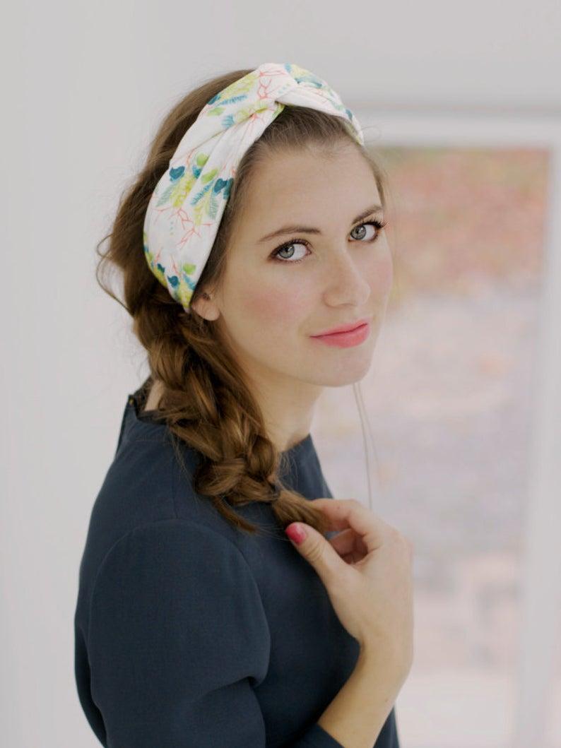 foulard en soie tendance rentrée 2019