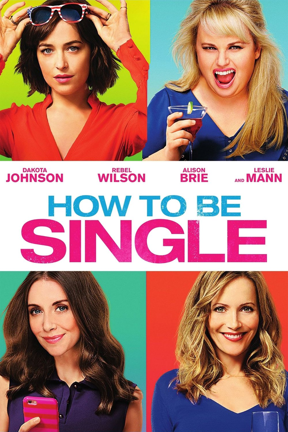 how to be single netflix