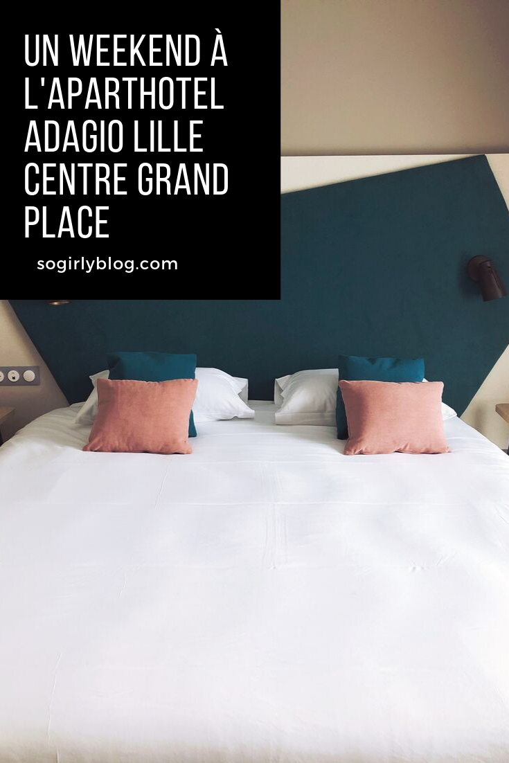 Aparthotel Adagio Lille Centre Grand Place