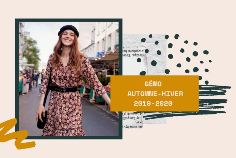 gémo automne hiver 2019/2020