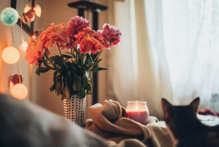 bougies d'automne