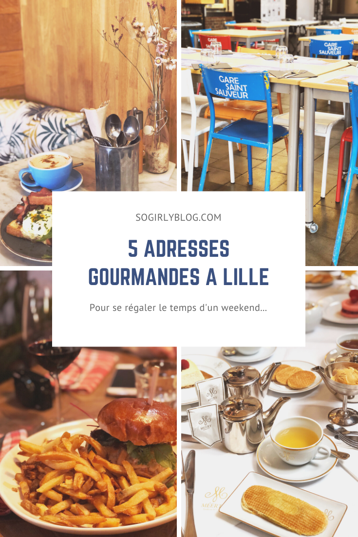 adresses gourmandes lille