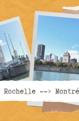 De La Rochelle à Montréal, un blogtrip avec Les Enfants du Rock