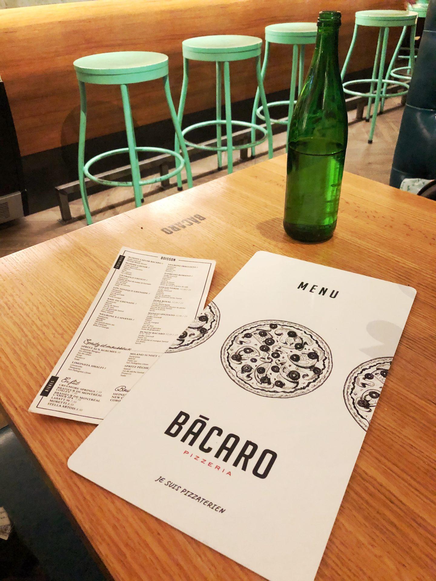 bacaro montreal bonnes adresses food