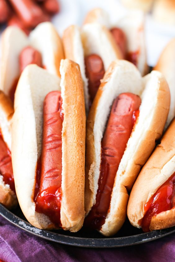 hot dog recettes halloween