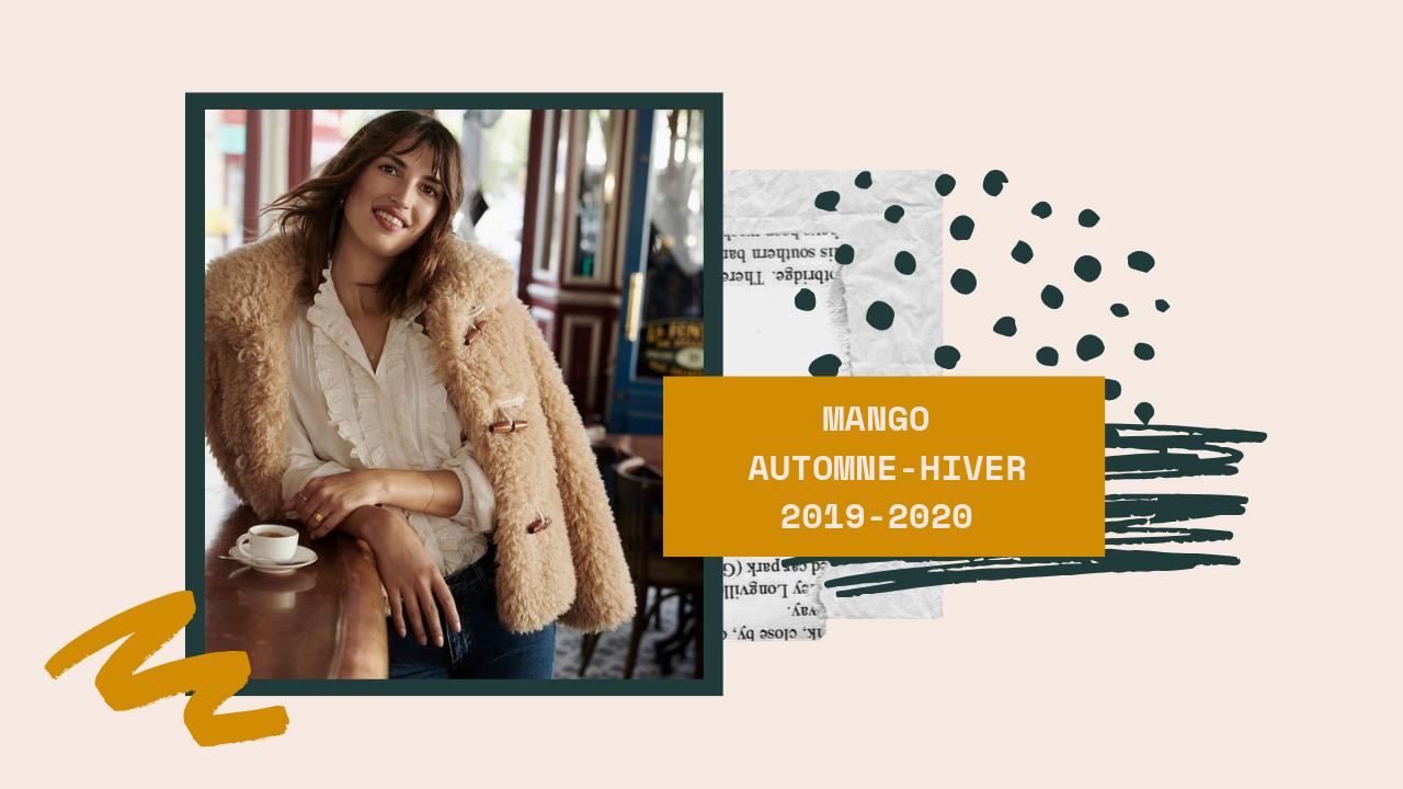 mango automne 2019