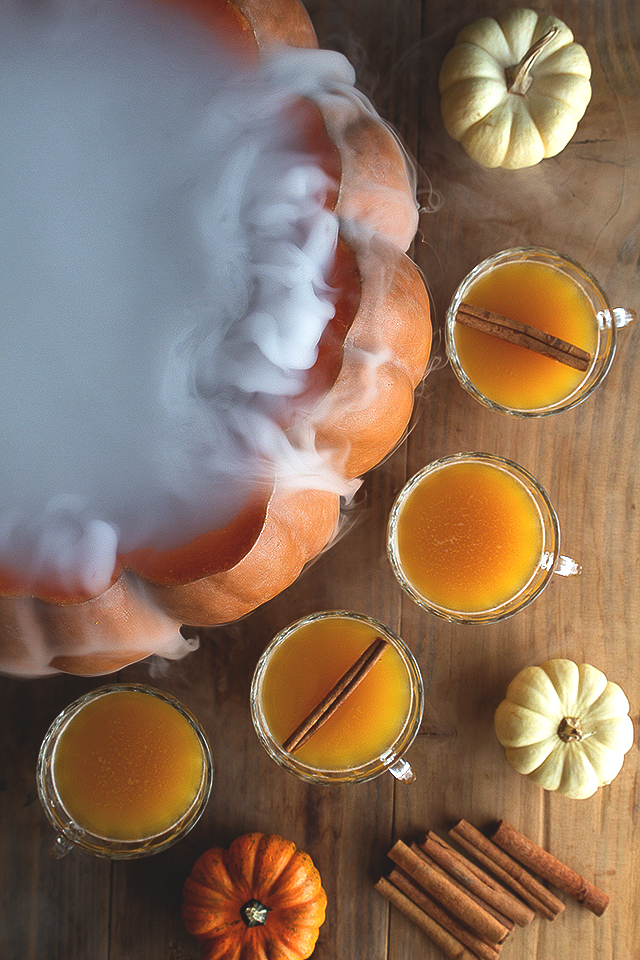recettes halloween cocktails