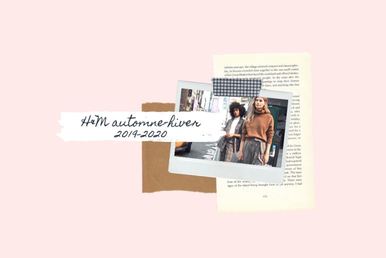 H&M AUTOMNE HIVER 2019 2020