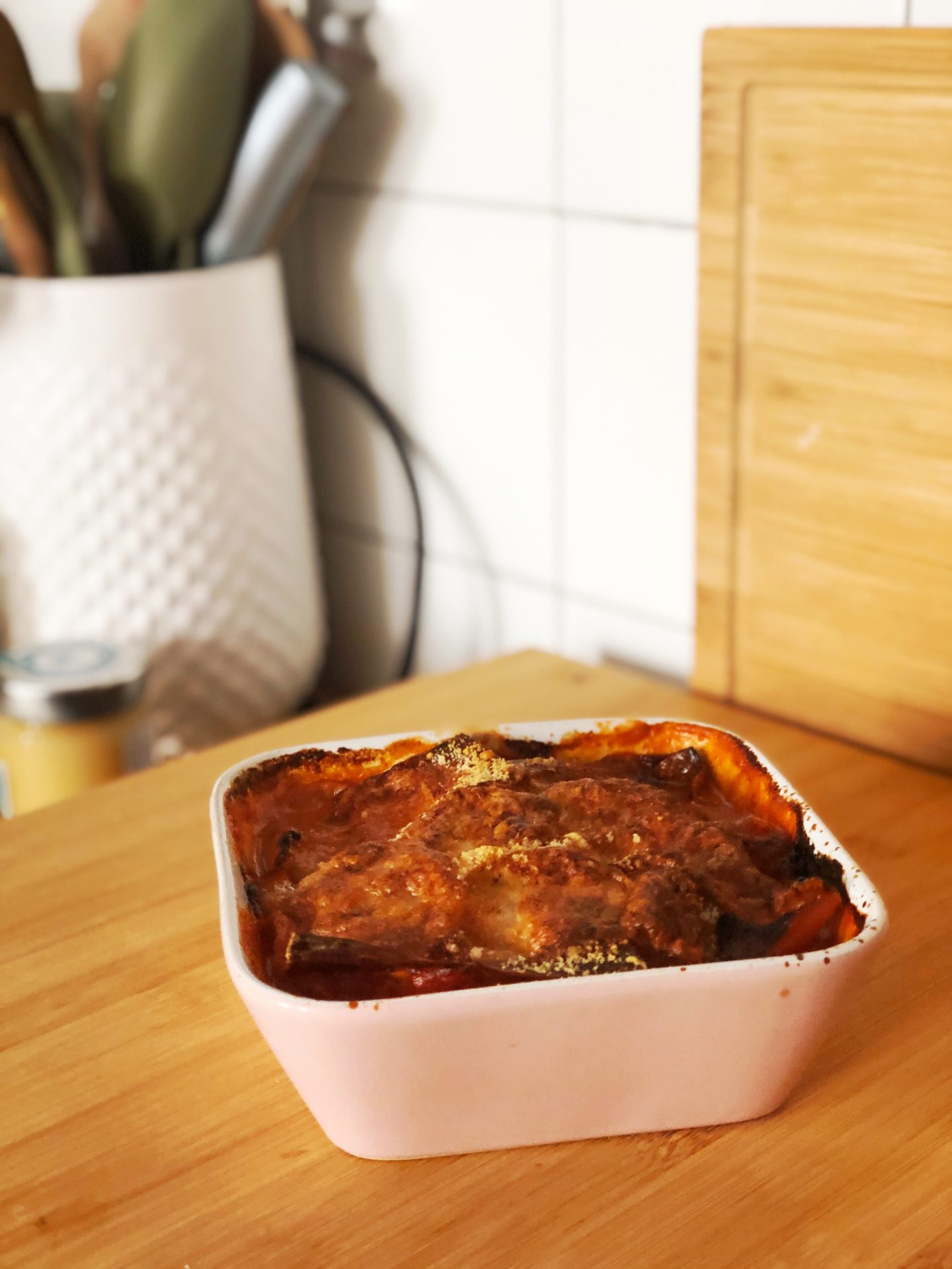lasagnes courgettes jambon