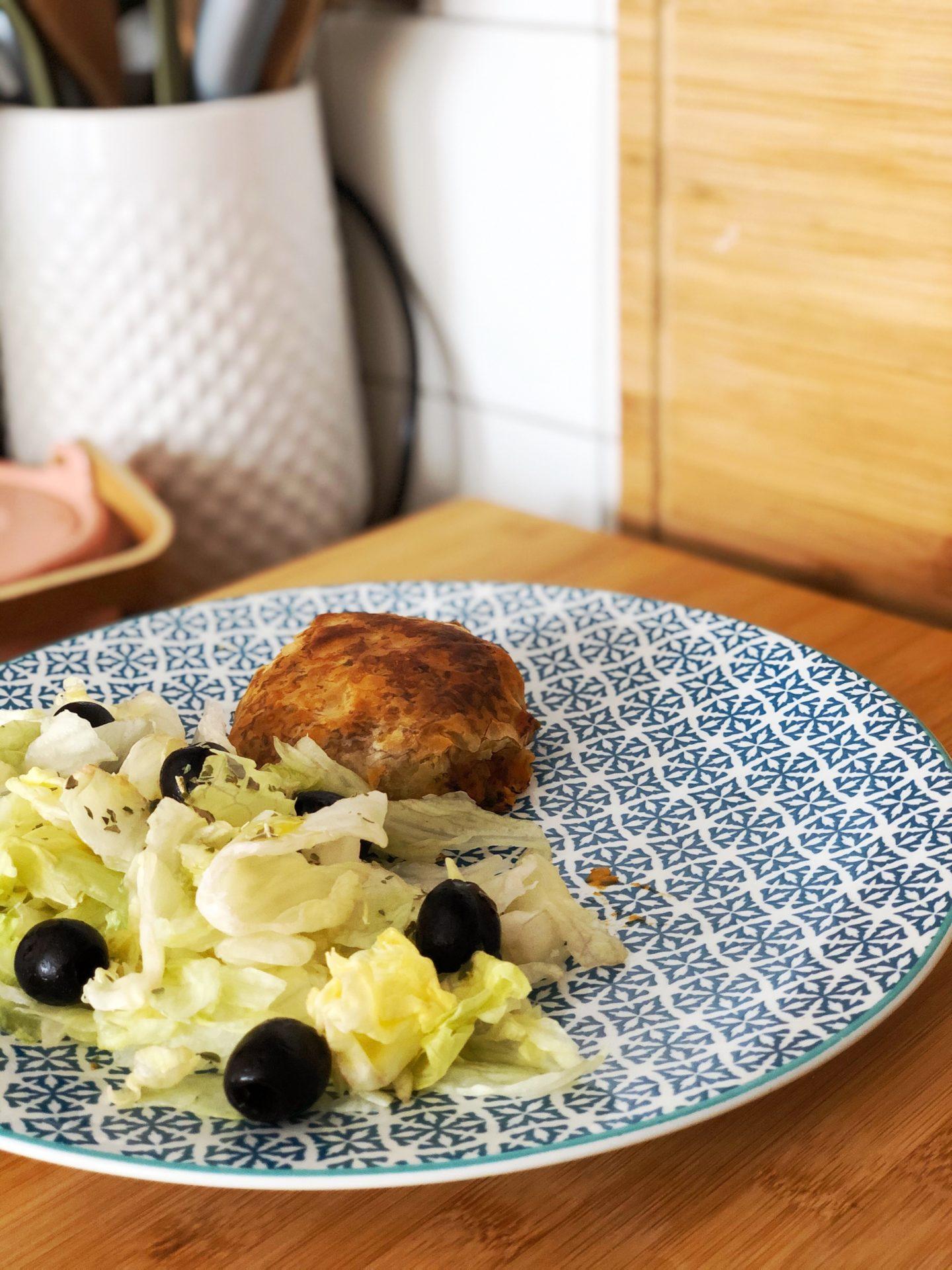 pastilla poulet picard