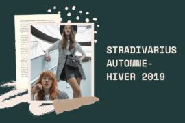 collection automne hiver stradivarius