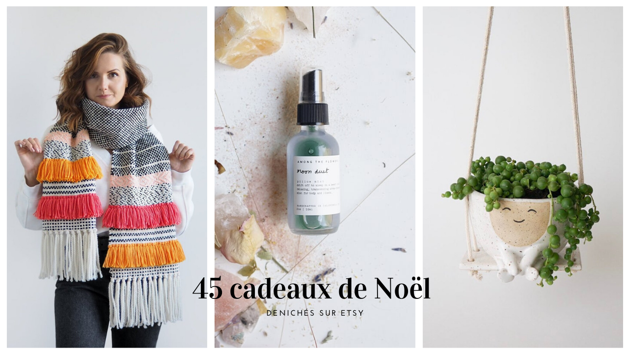 CADEAUX DE NOEL ETSY