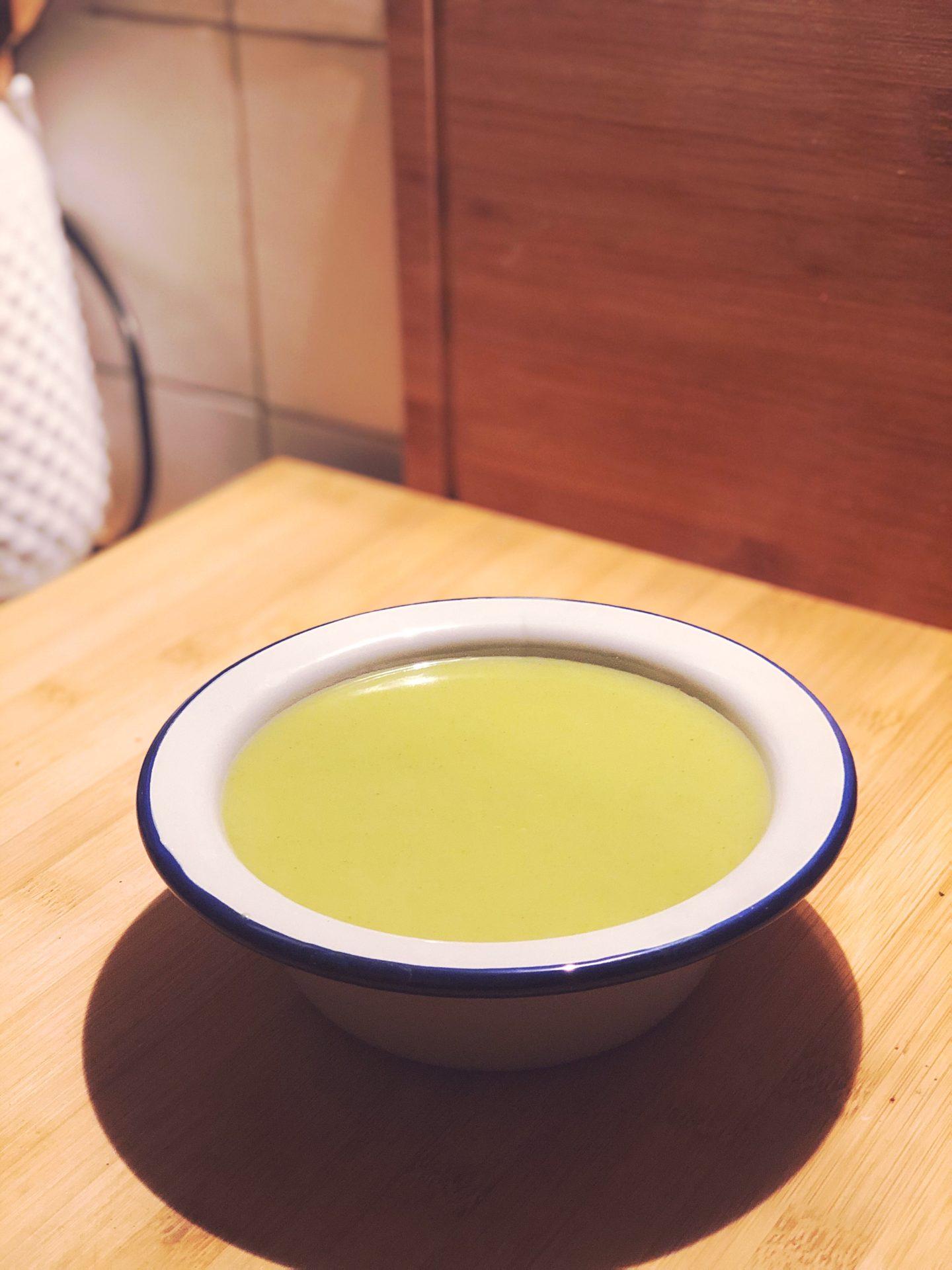 soupe pomme de terre courgettes