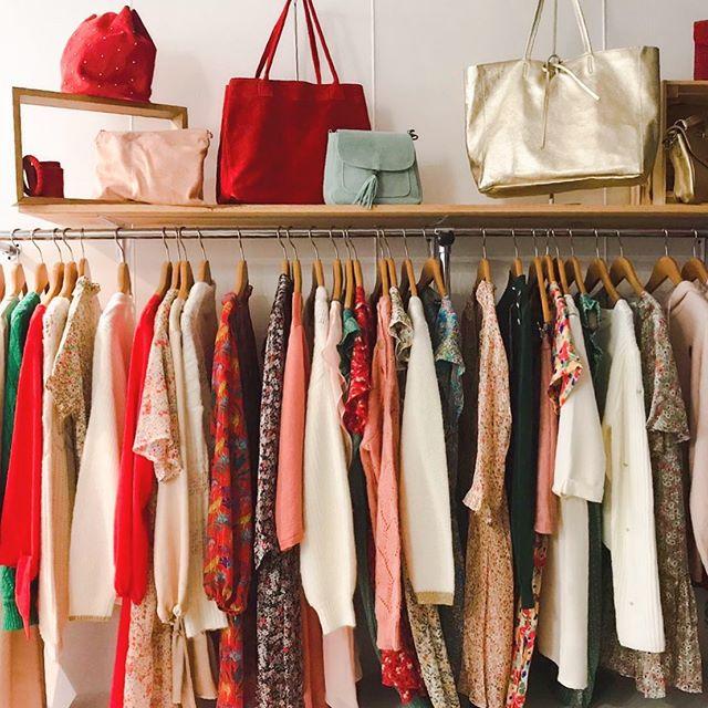 Mes 5 boutiques de vêtements préférées à La Rochelle