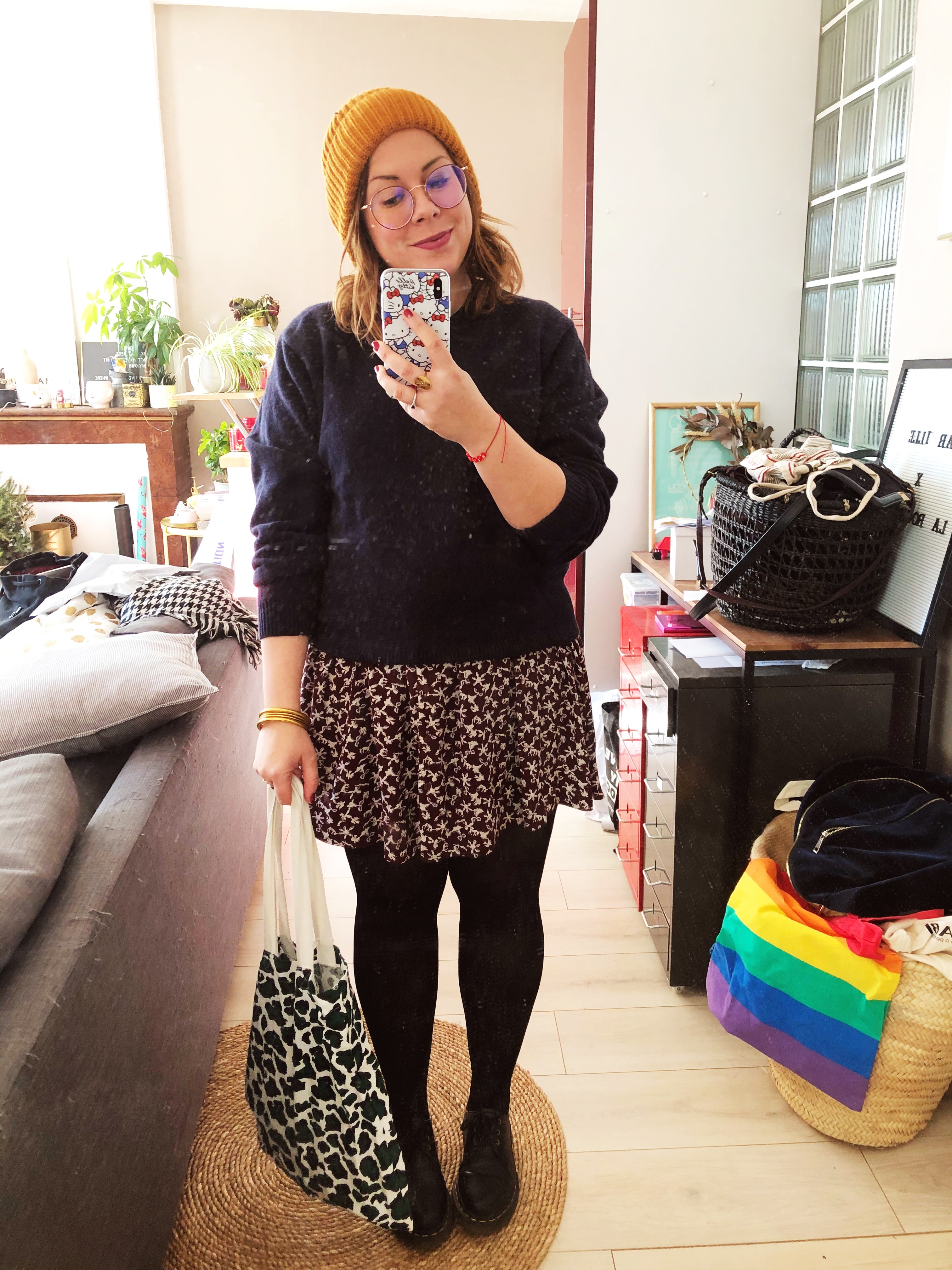 tenue dr martens Le So Girly Blog