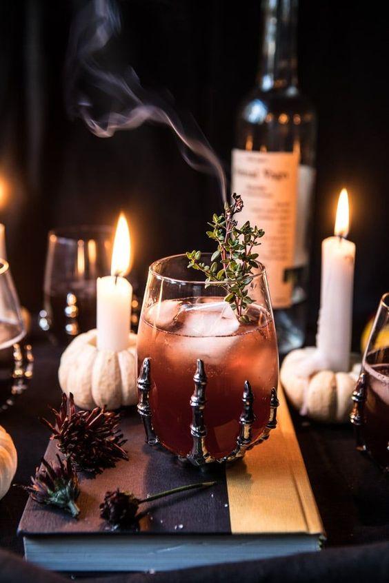 5 Boissons Effrayantes pour Halloween