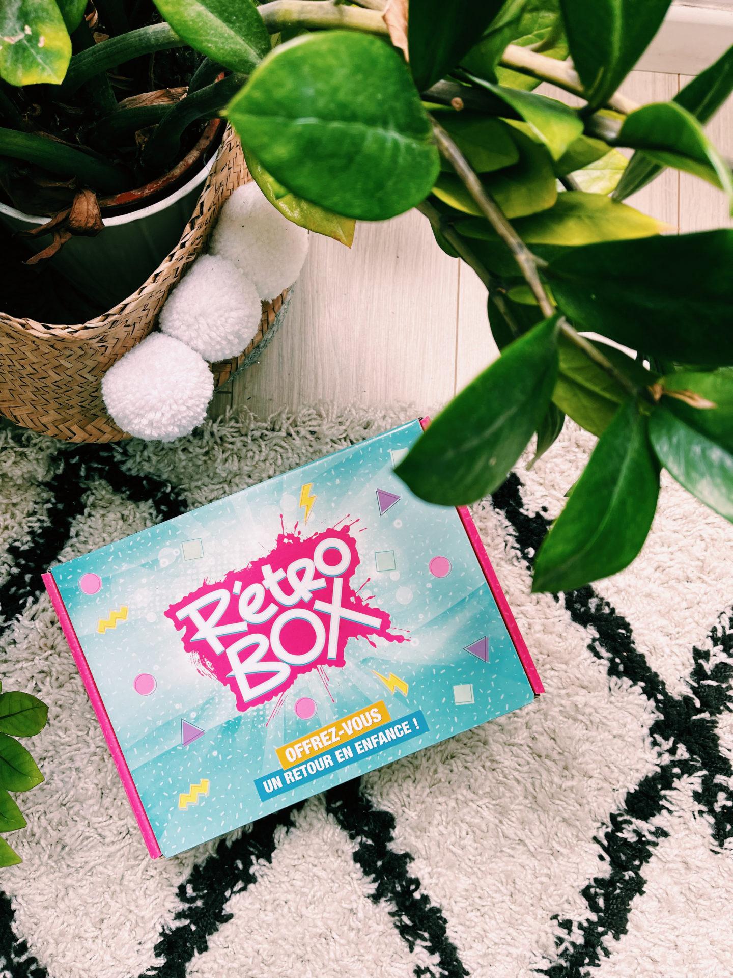 Génération Souvenirs, des boxs bonbons & cadeaux rétro !