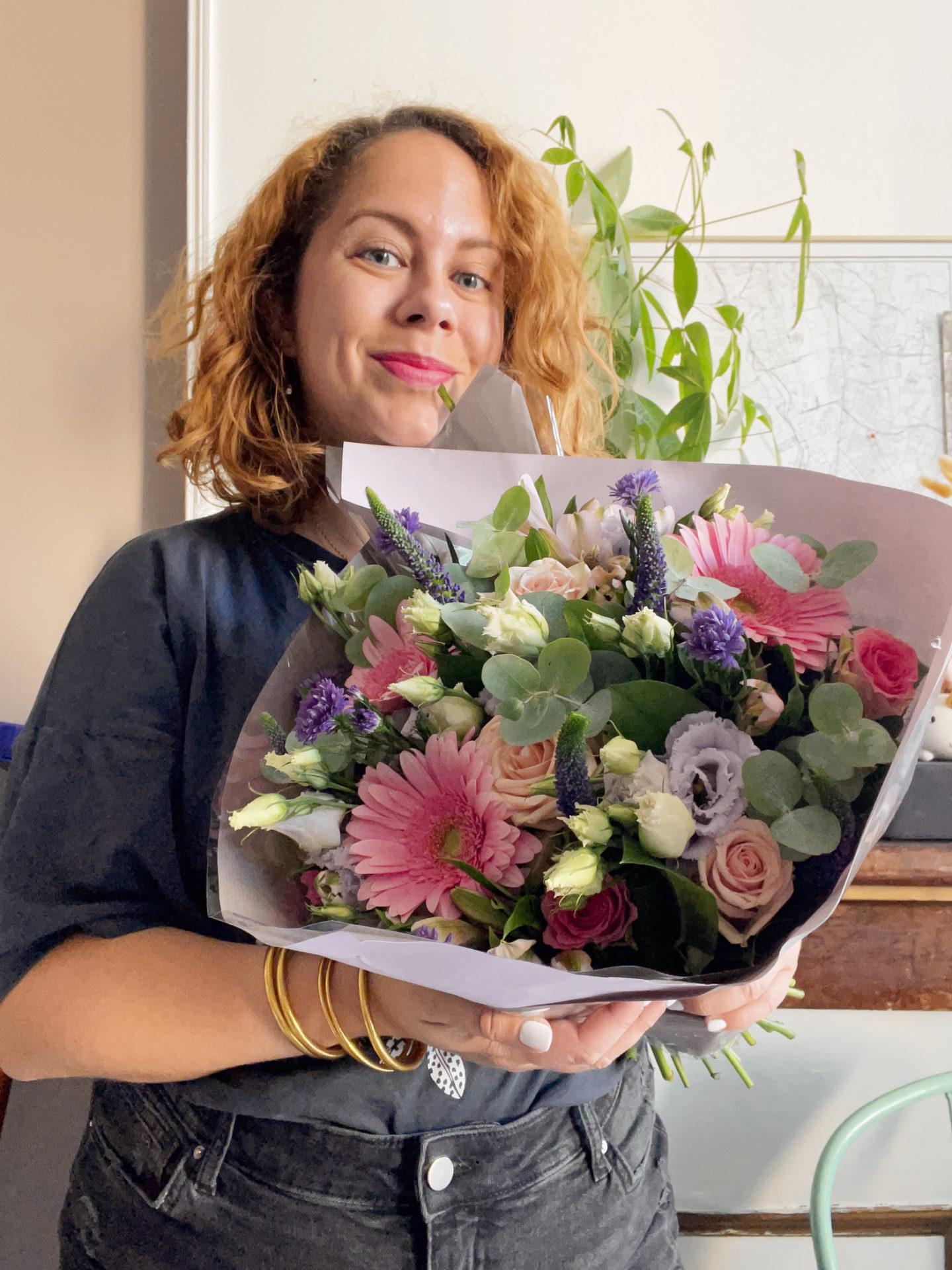 livraison bouquet de fleurs la rochelle