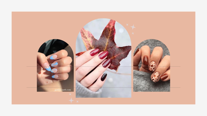 manucure d'automne