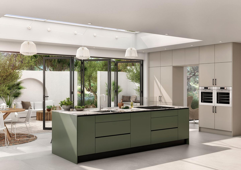 Comment intégrer de la couleur dans sa cuisine ?